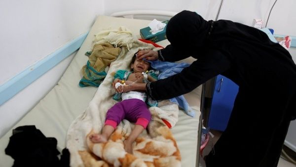 Growing cholera outbreak in Yemen raises fears