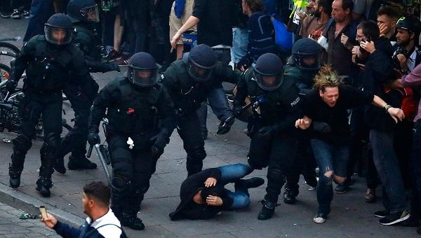 Global leaders prepare for G-20 Summit amid violent protests