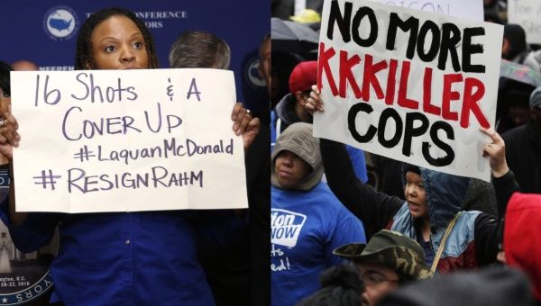 Chicago officers plead not guilty in Laquan McDonald case
