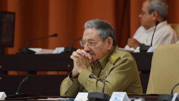 Raul Castro warns of 'a setback' in US-Cuba relations