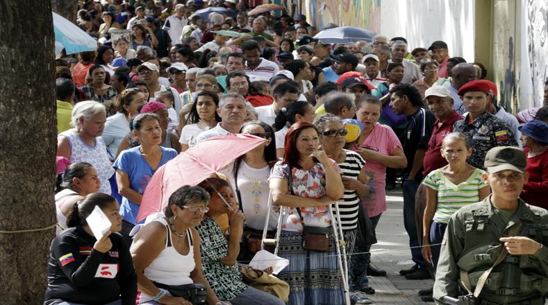 ANC moviliza al oficialismo y la oposición — VENEZUELA