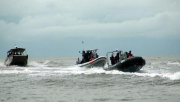 Cameroon: 34 soldiers missing as military ship sinks