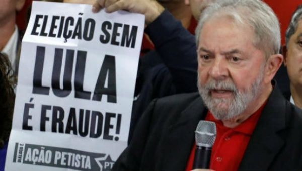Corruption: Brazil ex-President Lula da Silva's accounts frozen