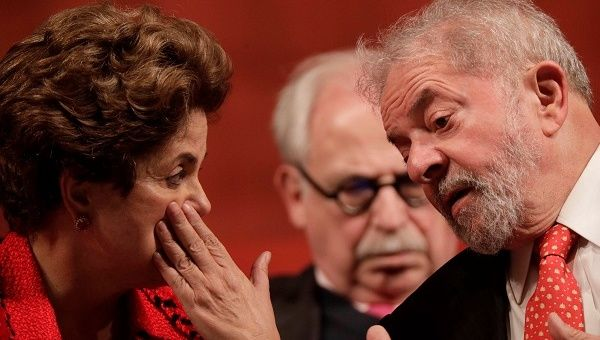 Dilma Says Lula Is Being Persecuted After Accounts Were Frozen