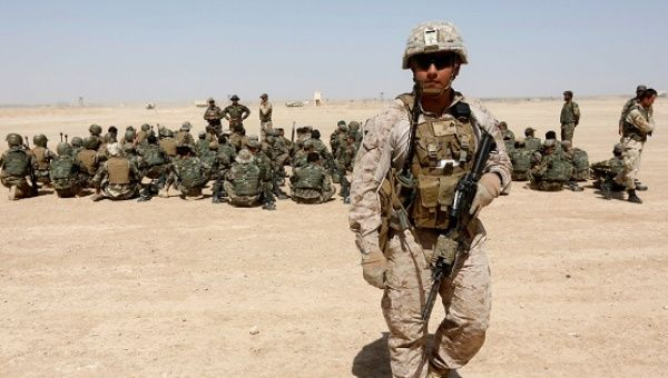 USA kills Afghan forces in 'friendly fire' incident