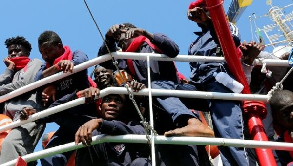 Libya rescues 150 Europe-bound migrants