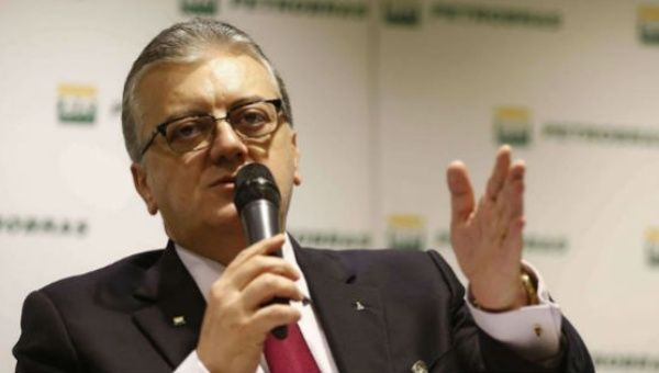 Former Petrobras CEO Bendine Arrested in Bribe Probe