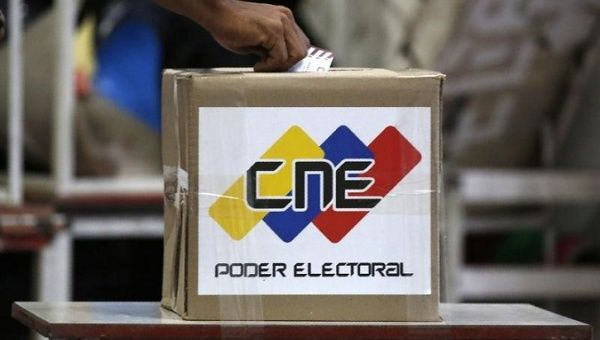 Venezuela voter count was fraudulent, says voting firm