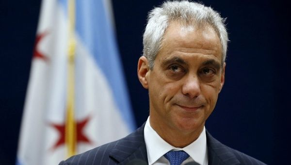 Chicago sues Trump's Justice Department over sanctuary city funding