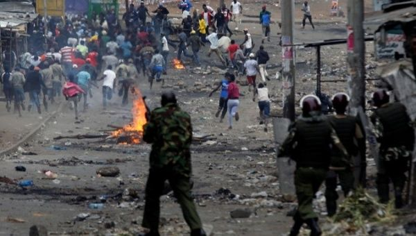 Kenya Opposition Coalition Will 'Not Be Party' To Polls Announcement
