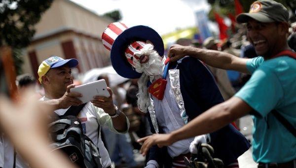 U.S. threats of military intervention in Venezuela unacceptable: Lavrov