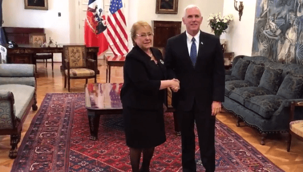 VP Pence Offers Thoughts, Prayers, And Not Much Else To Charlottesville Victims