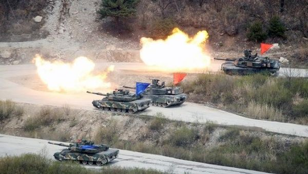North Korea warns of 'merciless strike' ahead of US-South Korea drills