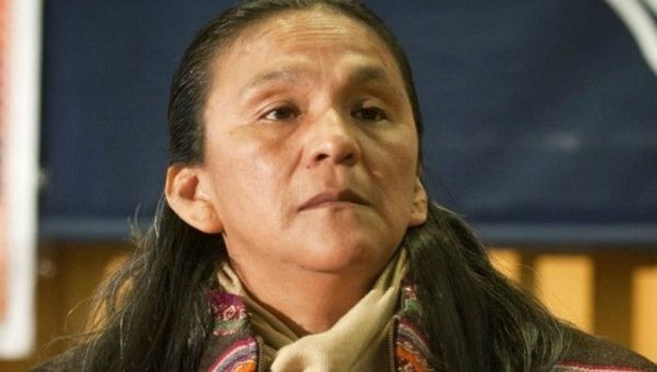 IAHCR Calls Milagro Sala s House-Arrest Conditions Annihilation by the State