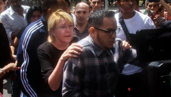 Colombia offers asylum to Venezuela prosecutor: Santos