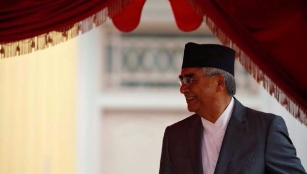 Amid Doklam standoff, Nepal PM to visit India