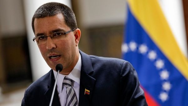 Venezuela's FM Blames US, Opposition for Economic Woes