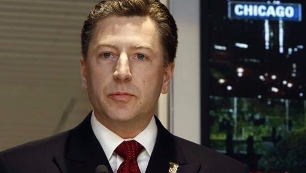 Washington seriously considering possibility of sending lethal weapons to Ukraine - Volker
