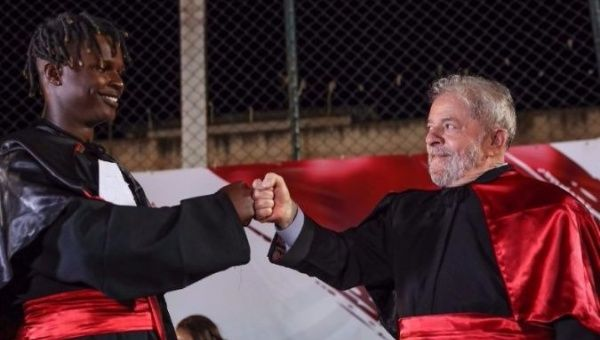 Brazil's former presidents Lula and Rousseff charged with corruption