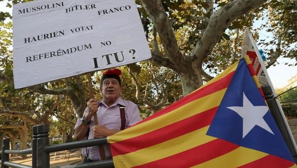 In Spain : Catalan govt says its taxman ready for independence
