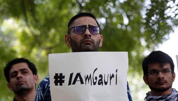 Ravi Shankar Prasad slams online trolls over Gauri Lankesh's murder