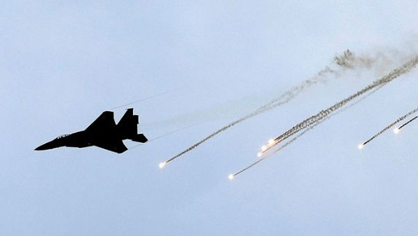 Israel bombs strategic Syrian base