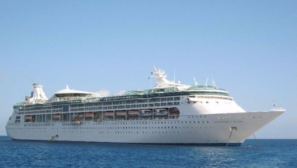 Cruise ships race to Caribbean to help Irma victims