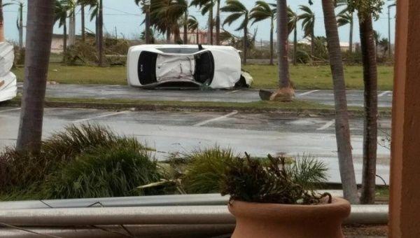 Hurricane Irma Response - Situation Report #2