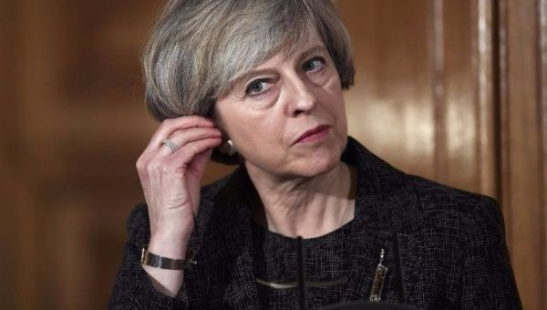 Senior officers said they support May's move but they could not absorb the extra £50m