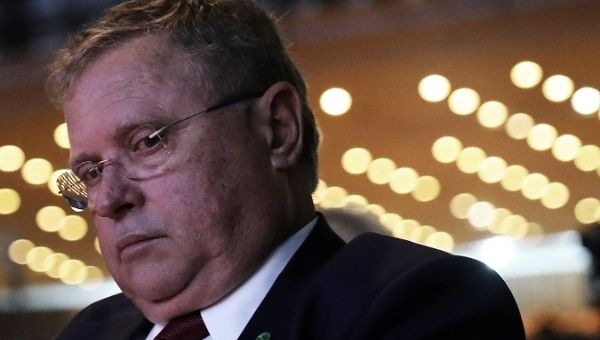 Brazilian police raid agriculture minister's home