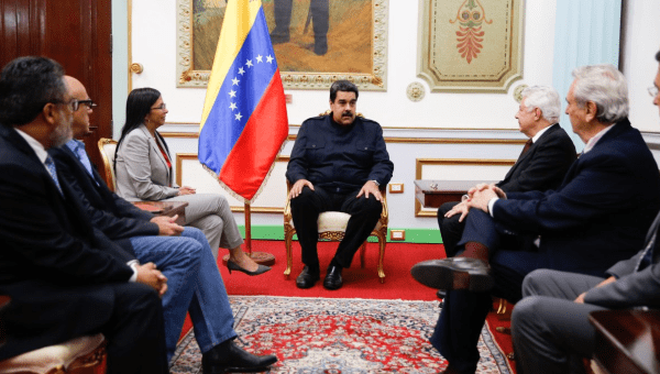 Venezuelan govt, opposition resume talks: Maduro
