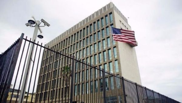 US May Close Embassy in Cuba Due to Health Concerns