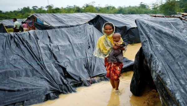 Are Rohingya Muslims being wiped off Myanmar's map?