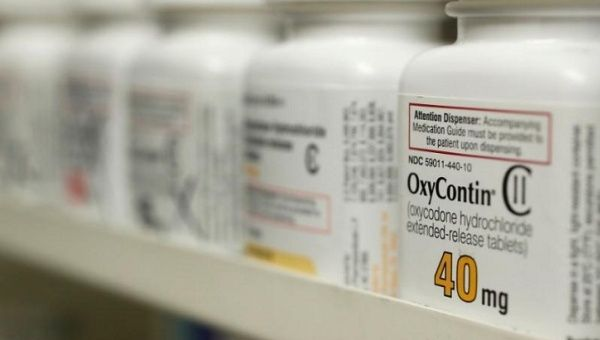 Opioid Overdoses Biggest Cause of Decreasing Life Expectancy