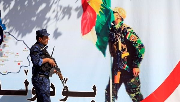 Kurd Party switches sides to vote YES on KRG referendum