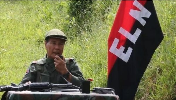 ELN Announces Bilateral Cease-Fire with Colombian Govt