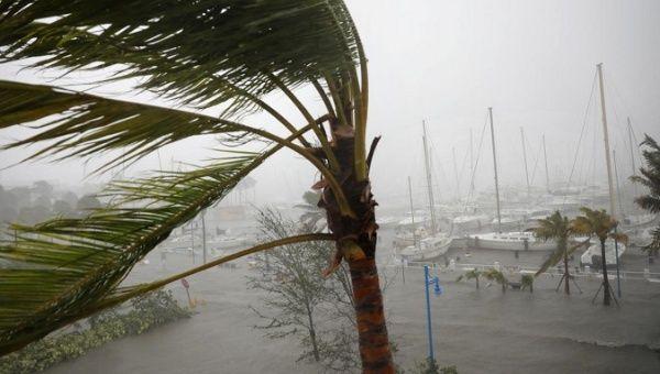 Maria downgrades to tropical storm