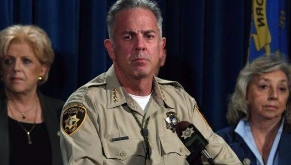 Las Vegas Gunman's Girlfriend Releases Statement