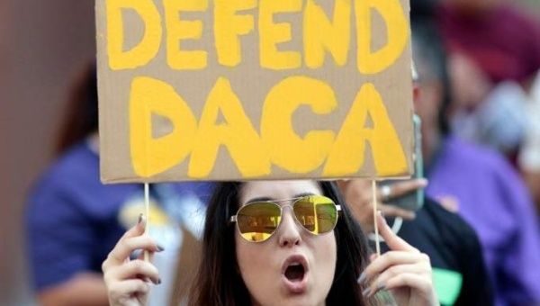 US immigration: Thousands of dreamers could lose protection as deadline DACA looms