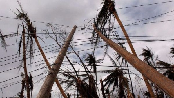 Power Shuts Down Again in Puerto Rico Capital, Setting Back Repairs