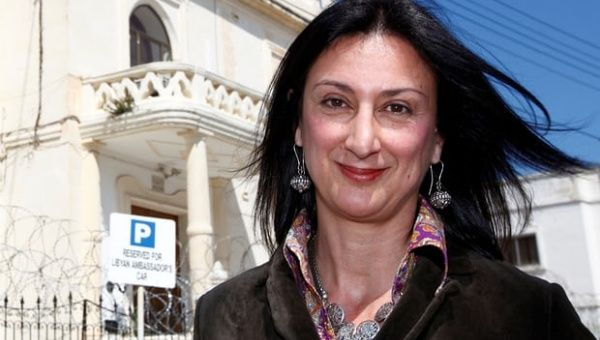 Maltese reporter killed by bomb crusaded against corruption