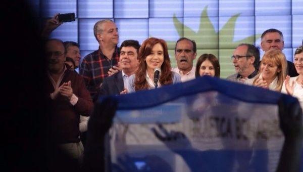 Argentina election gives president a legislative majority