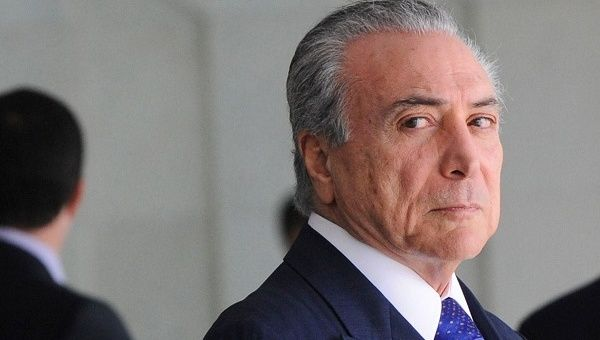Brazil's President Temer in hospital as corruption vote nears