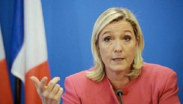 Le Pen stripped of immunity, accuses French lawmakers of persecuting opponents
