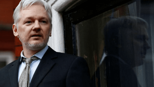 British prosecutors admit deleting crucial emails in Julian Assange case
