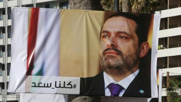 Lebanese prime minister invited to France amid resignation crisis