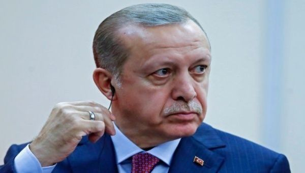 Erdogan Rejects NATO Apology For Appearing on Bloc's 'Enemy Poster'