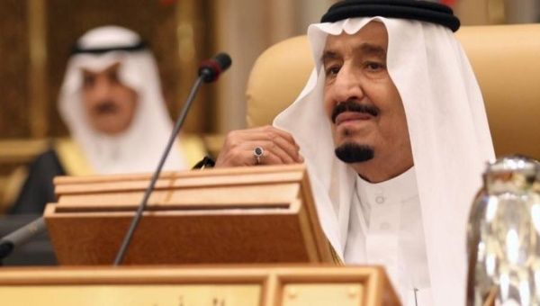 Saudi monarch to step down in favor of crown prince