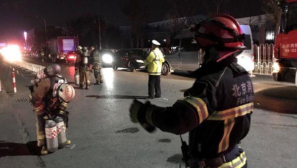 Al menos 19 muertos y 8 heridos en un incendio en Pekín