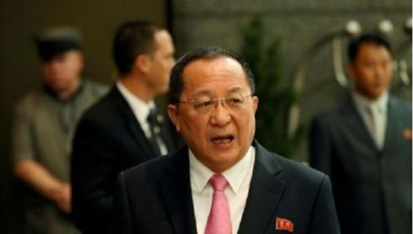 North Korea's Foreign Minister to visit Cuba